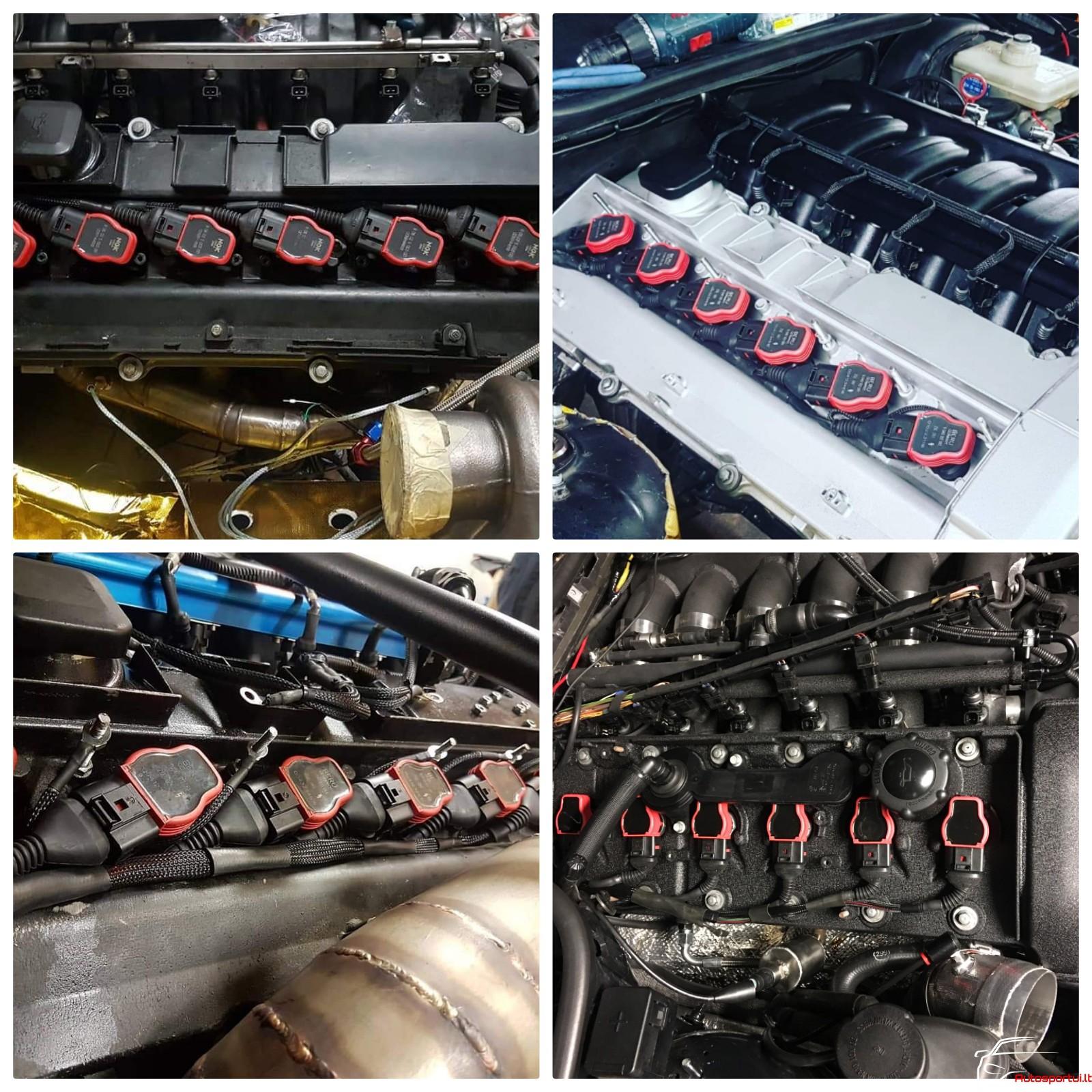 M50b25 motorsport wiring with VAG