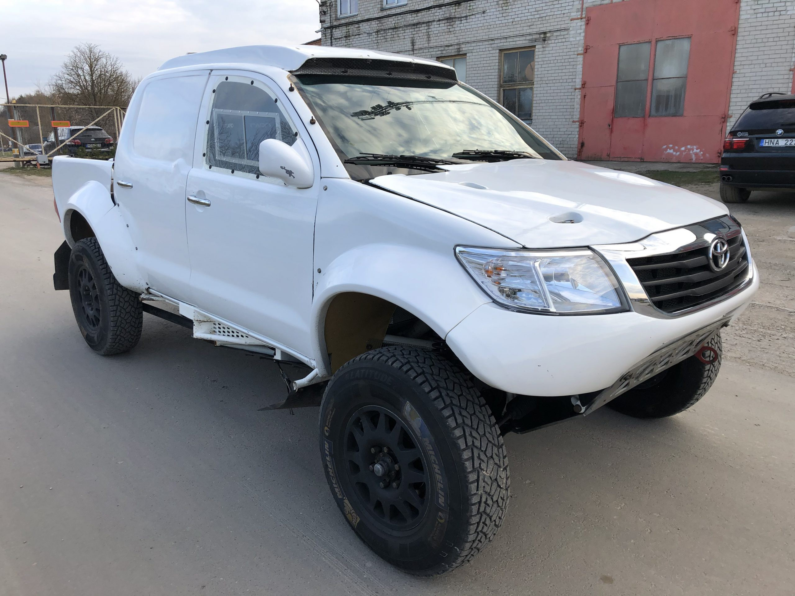 Toyota Hilux Overdrive