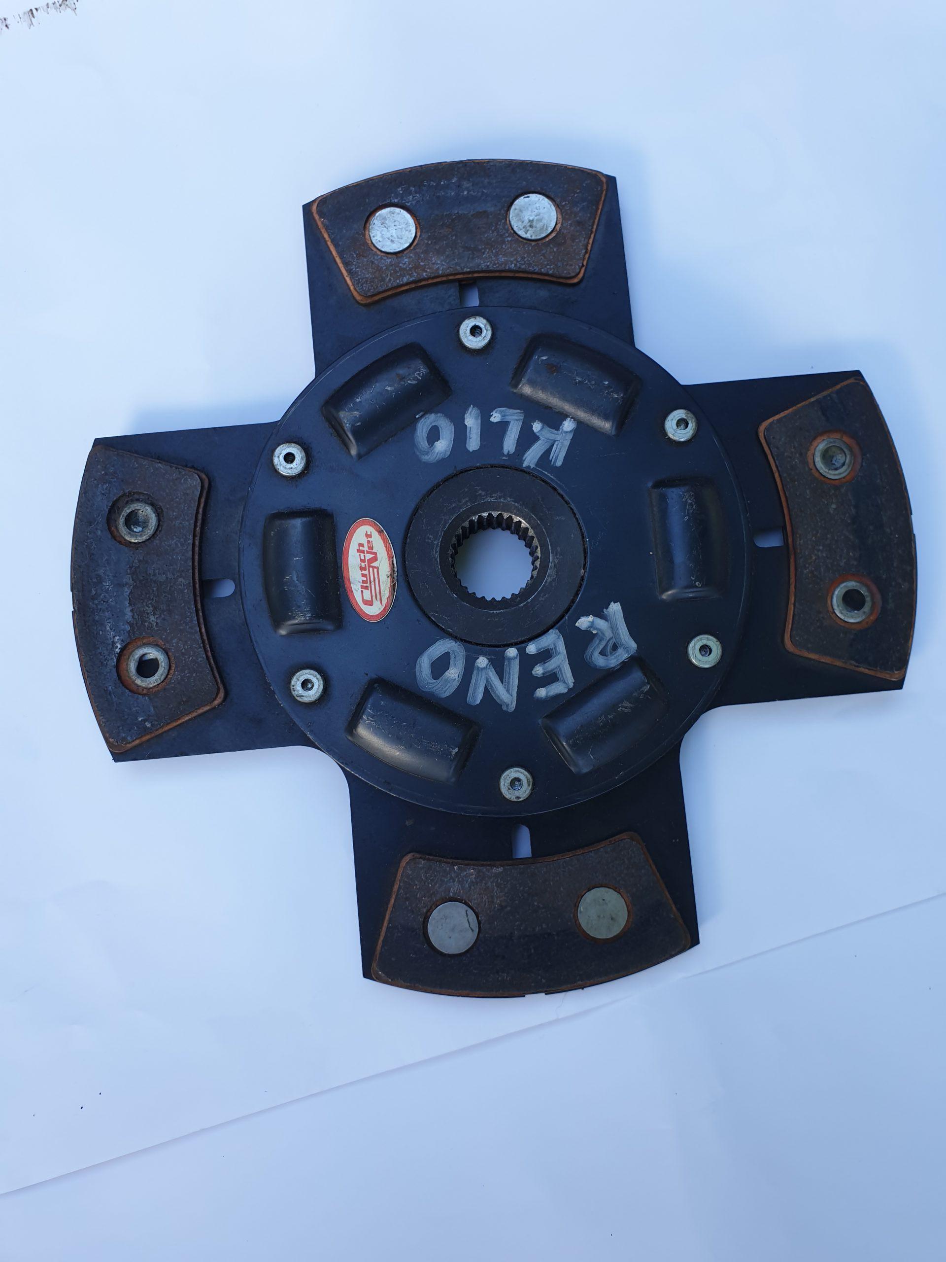 Sportinis sankabos diskas clio sport