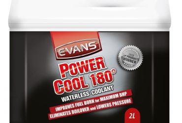 "Bevandenis aušinimo skystis autosportui ""Evans Power Cool 180°"" – 2 litrai"