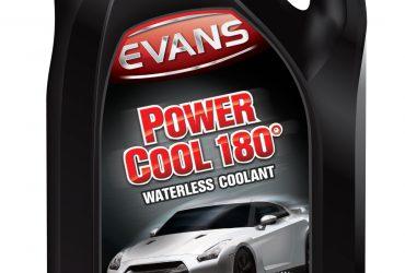 "Bevandenis aušinimo skystis autosportui ""Evans Power Cool 180°"" – 5 litrai"