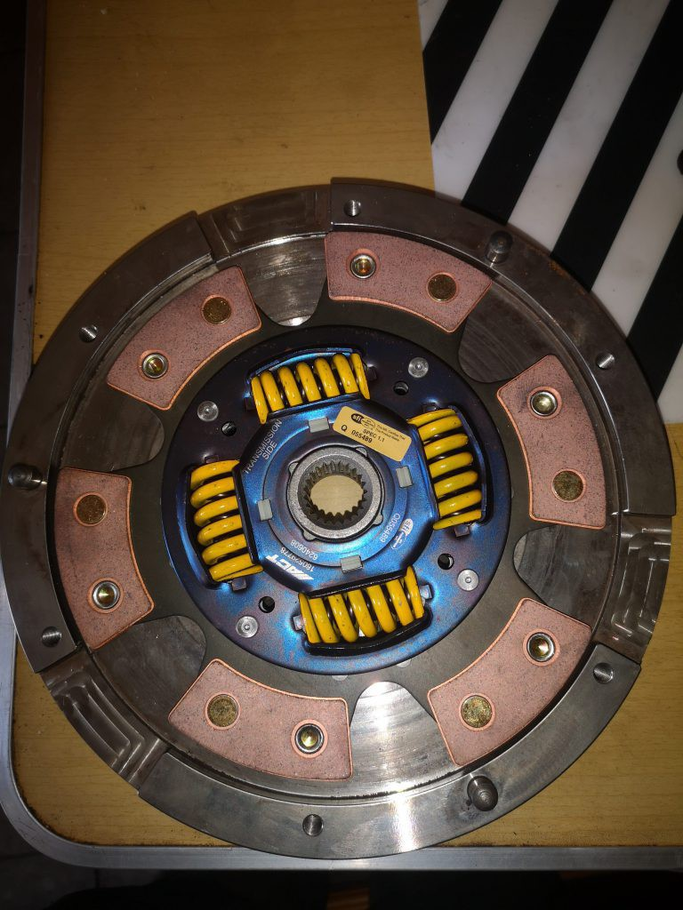 Sequansion gearbox