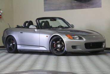 honda S2000 radiatorius