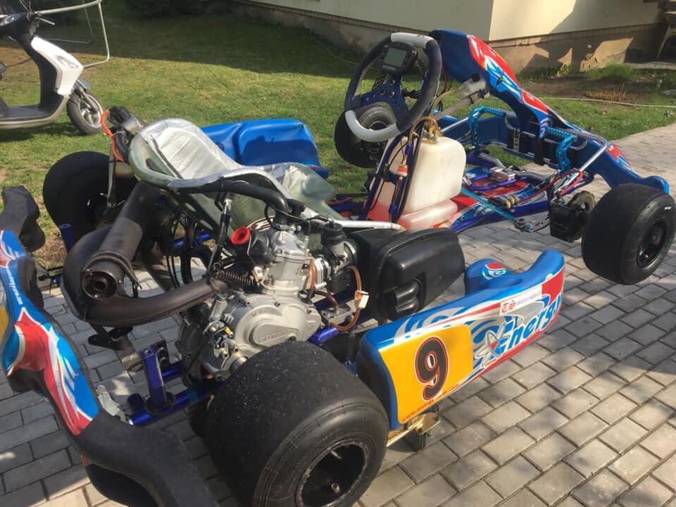 Energy corse DD2 Kartingas