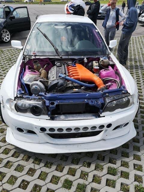 BMW E46 328 TURBO 600hp 800nm