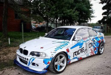BMW E46 328 TURBO 600hp 800nm