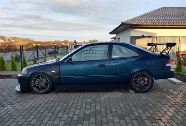 Honda Civic Coupe K20