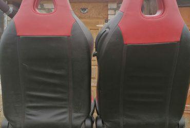 Honda ep3 sėdynės