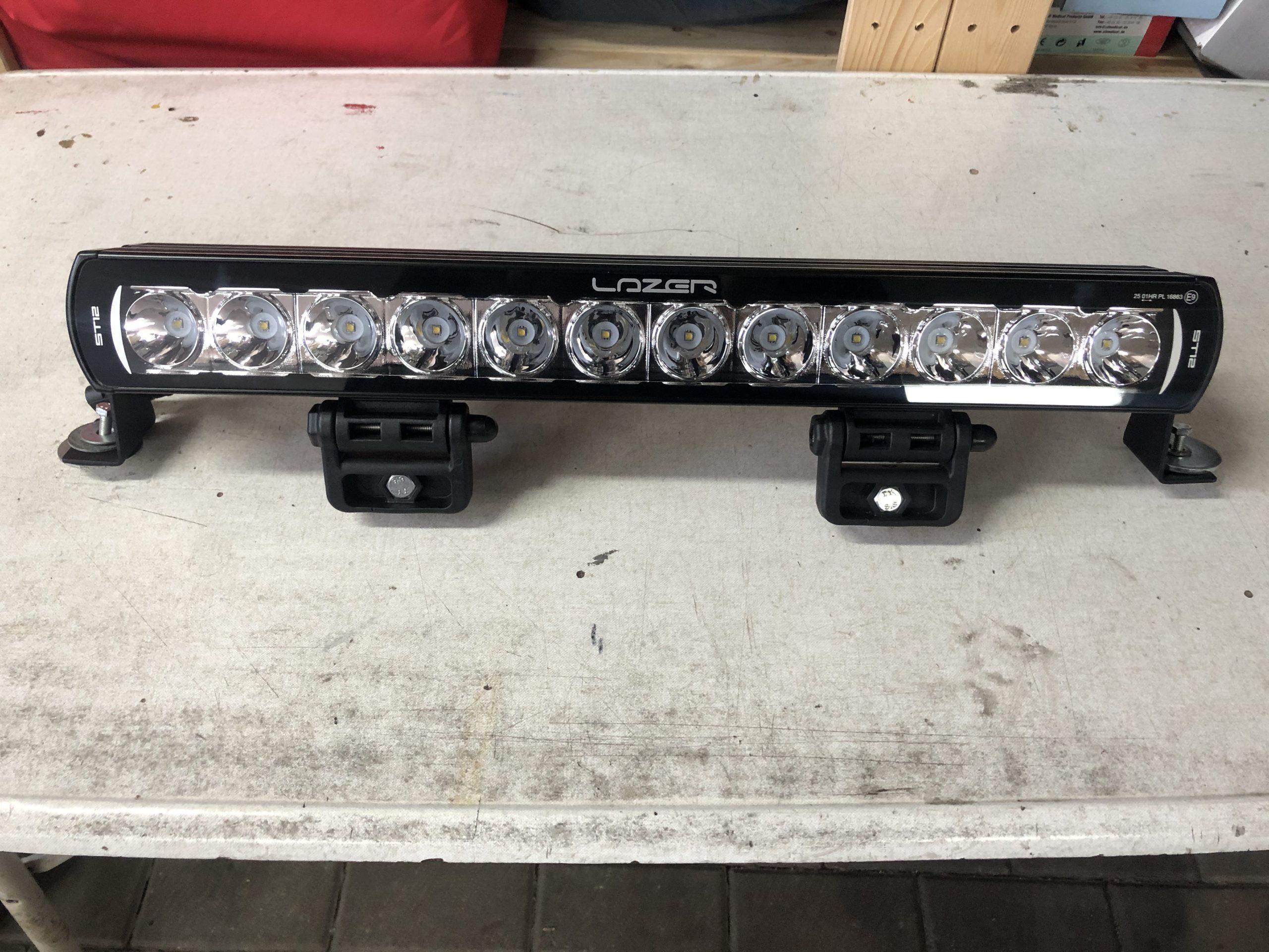 Lazer ST12 Evolution led žibintas automobiliui