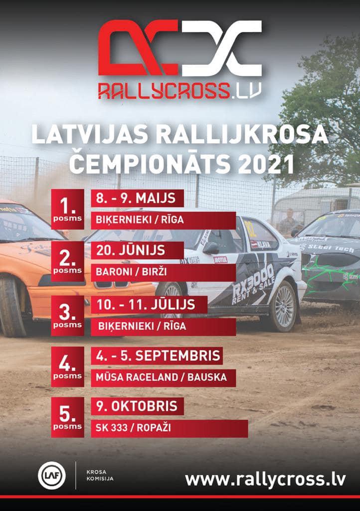 E36 RX3000 Rallycross