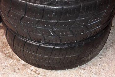 Pirelli PZero R18 225/650 rally tyres