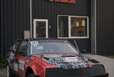 Lada Samara super 1600 autocross/rallycross