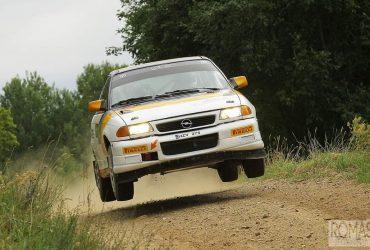 Opel Astra GSI rally