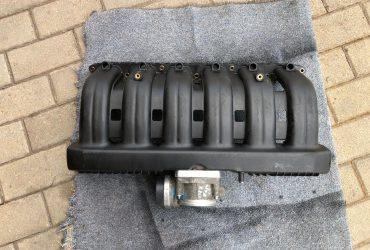 M50B25 įsiurbimo kolektorius su V8 elektrine gazo sklende